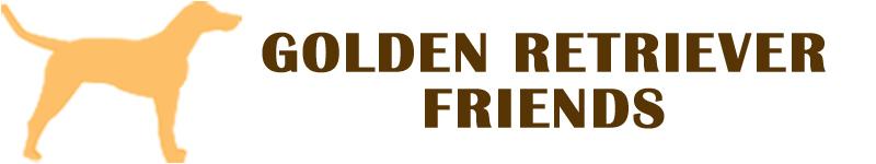 Golden Retriever Friends